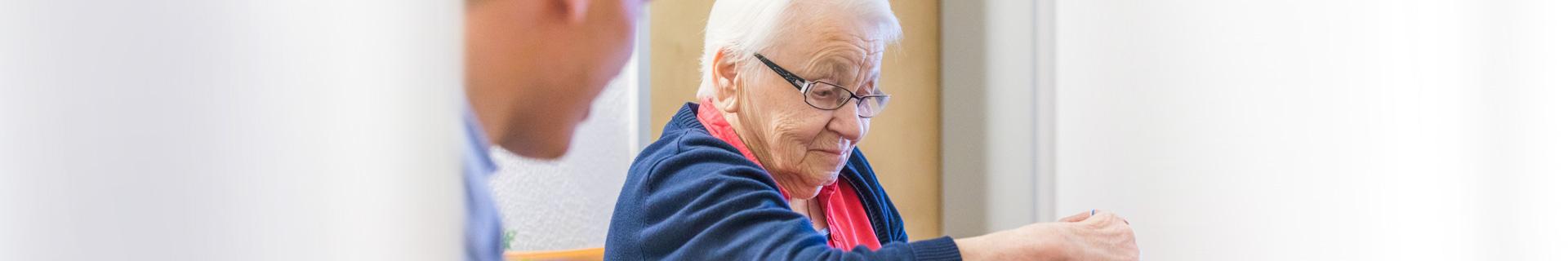 Praktikum im Seniorenheim Harsewinkel